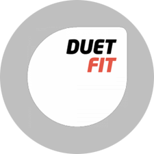duet fit logo deca group